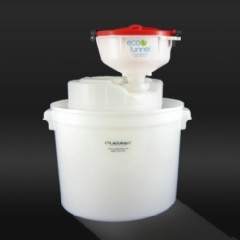 "8"" ECO Funnel 5 Gallon System, 70mm"